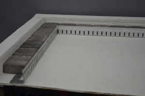 12. Simple Installation of WaterGrip roof  installation of GeoEdge DSC_0763